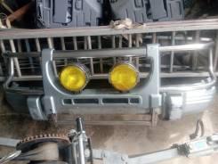 Бампер. Mitsubishi Pajero, V26C, V26W, V26WG, V36V, V36W, V46V, V46W, V46WG Двигатели: 4M40, 4M40T