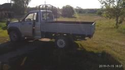 УАЗ Карго. , 2 700куб. см., 1 000кг., 4x4