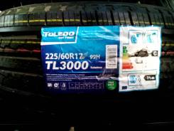 Toledo TL3000. Летние, 2018 год, без износа