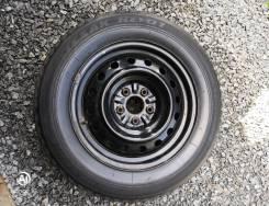 """Запасное колесо R16 215/65 Bridgestone. 7.0x16"""" 5x114.30 ЦО 63,0мм."""