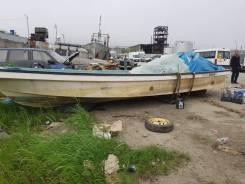 Моторная лодка Yamaha W-25BF-1
