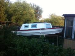 """Продам моторно-парусную яхту """"Дори"""". 2008 год, длина 6,63м., двигатель подвесной, бензин"""
