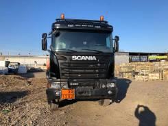 Scania G480. Skania G 480 6X, 13 000куб. см., 65 000кг., 6x6