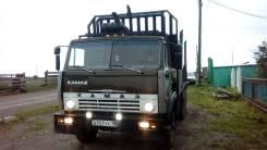 КамАЗ 5320. Продается лесовоз камаз, 10 850куб. см., 10 000кг., 6x4