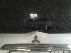 Накладка багажника. Mitsubishi Pajero Sport, KH0 Двигатели: 4D56, 4M41, 6B31
