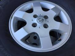 Диски 4*114,3 R16 Nissan оригинал №19