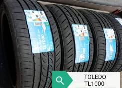 Toledo TL1000. Летние, 2019 год, без износа, 2 шт