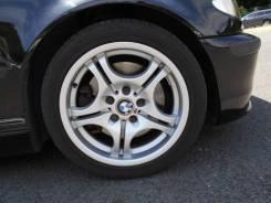 """Колеса м-стиль оригинальные на BMW E46 с распила. x17"""" 5x120.00"""