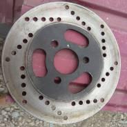 Тормозной диск оригинал б. у. Япония на мопед Address 110