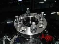 Проставки на колеса 4*100 20мм 2шт
