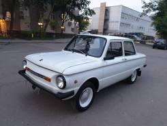 Автомобиль ЗАЗ 968М Запорожец