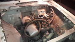 Двигатель в сборе. Москвич 2140