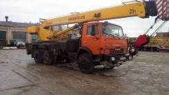 Галичанин КС-55713-1. Автокран Галичанин кс-55713-1 25 тонн, 10 000куб. см., 1,00м.