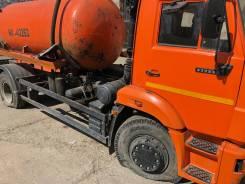 КамАЗ 43253. Ассенизационная (вакумная) машина МК-43253 на шасси КамаЗ, 6 700куб. см., 4x2