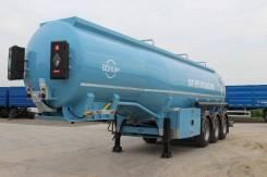 Bonum. Полуприцеп-цистерна для перевозки светлых ГСМ - 2018 год выпуска, 40 000кг.