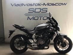 Продам дорожник Yamaha MT-07 700, 2014