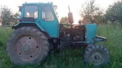 ЮМЗ 6А. Трактор ЮМЗ-6А