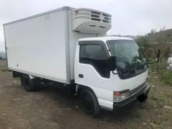 Isuzu Elf. Продам грузовик широколобый 2001г 4х2 3000кг рефрижератор, 4 700куб. см., 3 000кг., 4x2