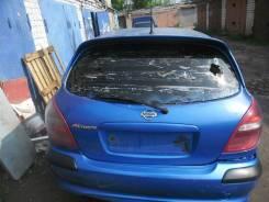Дверь багажника. Nissan Almera, N16, N16E