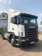 Scania. Тягач R114, 10 640куб. см., 11 240кг., 4x2