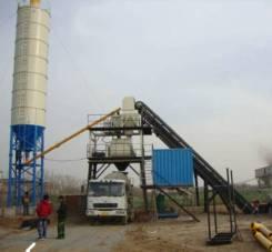 Продам стационарный бетонный завод HZS60