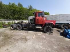 Краз. Продам грузовой тягач , 14 860куб. см., 20 000кг., 6x6