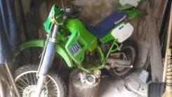 Kawasaki KDX 200SR, 2000