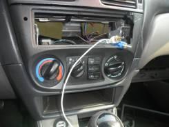 Блок управления климат-контролем. Nissan Almera, N16, N16E