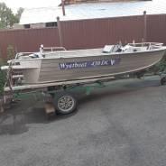 Катер /моторная лодка