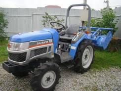 Iseki. Продам трактор SIAL Hunter Япония, 18 л.с.