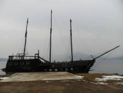 Продам Парусную яхту. Длина 18,00м., 2001 год год