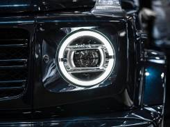 Фары в стиле G63 2018г для Mercedes G-Class W463