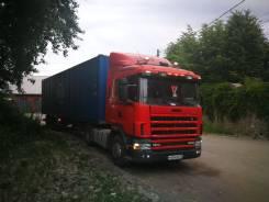 Scania. Продается 124, 12 000куб. см., 19 000кг., 4x2