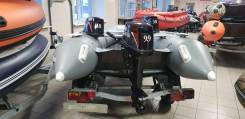 Комплект мотор Tohatsu 9,9 + лодка Гладиатор 380