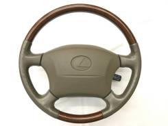 Руль. Toyota: Crown Majesta, Crown, Land Cruiser, Land Cruiser Cygnus, Celsior, Land Cruiser Prado, Progres Lexus LS400, UCF20 Lexus GX470, UZJ120 Lex...