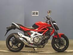 Suzuki SFV 400 Gladius, 2010