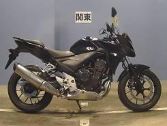Honda CB 400F, 2015