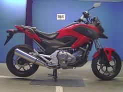 Honda NC 700X, 2008