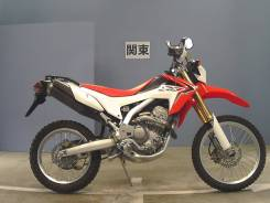 Honda CRF 250L. 250куб. см., исправен, птс, без пробега. Под заказ