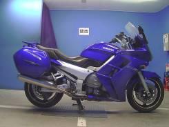 Yamaha FJR 1300, 2002