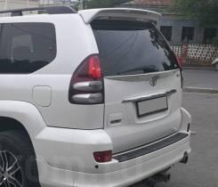 Спойлер под стекло Lexus GX 470/Toyota Land Cruiser Prado 120
