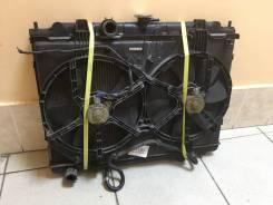 Радиатор охлаждения двигателя. Nissan: Liberty, Presage, Serena, Bassara, Prairie QR20DE, QR25DE