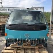 Кабина. Toyota ToyoAce, LY131 Toyota Dyna, LY131 Двигатель 3L