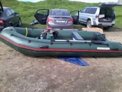 Продам лодку ПВХ Nissamaran Tornado 420