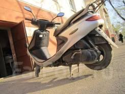 Yamaha Cygnus 125 SI в разбор