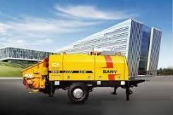 Продам бетононасос SANY hbt120-2016d