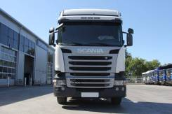Scania R400. Продается седельный тягач 4X2 2014 г. в., 13 000куб. см., 20 000кг., 4x2