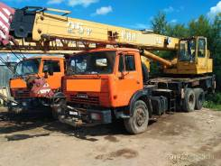 Галичанин КС-55713-1. Автокран, 10 000куб. см., 30,00м.