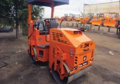 Завод ДМ DM-02-VD. Каток тротуарный DM-02-VD