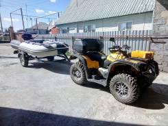 Stels ATV 600YS Leopard. исправен, есть псм\птс, с пробегом